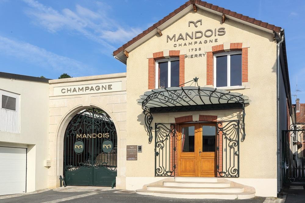 champanhe mandois